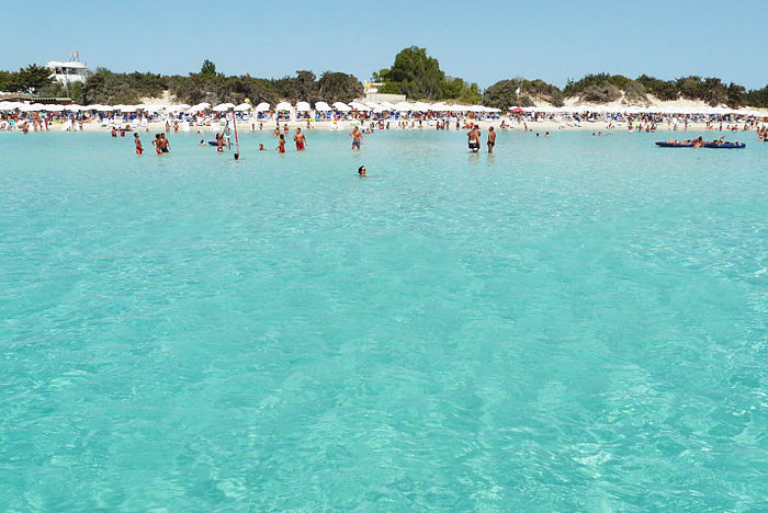 Spiaggia porto Cesareo