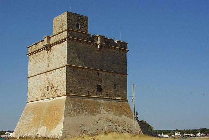 torre di Sant'Isidoro