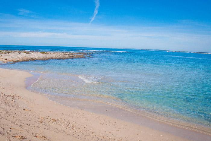 Spiaggia Isola grande